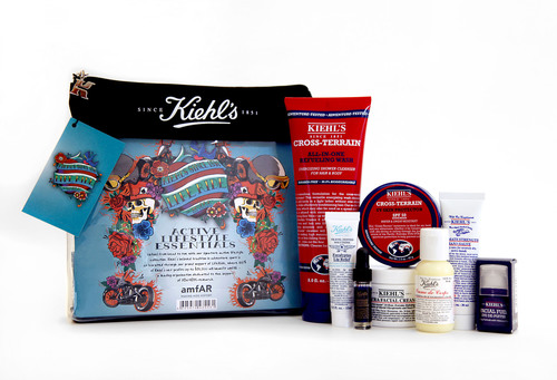 Motorcycling Philanthropists Join Forces with Kiehl's to Raise $115,000 to Help Find a Cure For