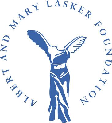 Albert and Mary Lasker Foundation logo.  (PRNewsFoto/The Albert and Mary Lasker Foundation)