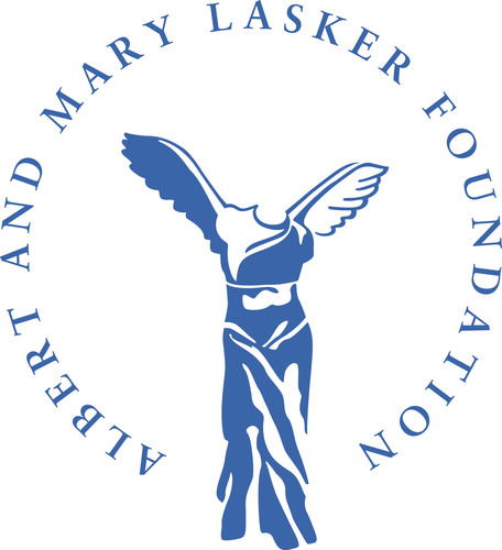 Albert and Mary Lasker Foundation logo.  (PRNewsFoto/The Albert and Mary Lasker Foundation)