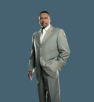 Syndicated Radio Personality Michael Baisden.  (PRNewsFoto/Big Brothers Big Sisters)