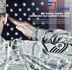 Round-up your jcpenney purchases to support the USO this July.  (PRNewsFoto/jcpenney)