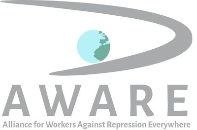 The Alliance for Workers Against Repression Everywhere calls for a boycott of Qatar Airways (PRNewsFoto/AWARE)