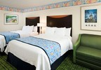 The Fairfield Inn Anaheim Resort is offering their Creating Magical Moments with Grandparents and Kids Package that includes deluxe themed accommodations, a $25 Disney(R) gift card, Disney's Cars Land Collectable souvenir, free daily parking at the hotel and Disney Magic Morning one-day admission. For information, visit www.Marriott.com/LAXOC or call 1-714-772-6777. (PRNewsFoto/Fairfield Inn Anaheim Resort)