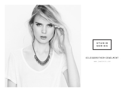 JewelMint Launches Studio Series Designer Collaborations With Giles & Brother x JewelMint