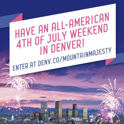 win an all american 4th of july getaway in the mile high city. Black Bedroom Furniture Sets. Home Design Ideas