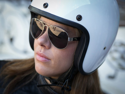 Now, Aviator sunglasses are as comfortable as they are fashionable.