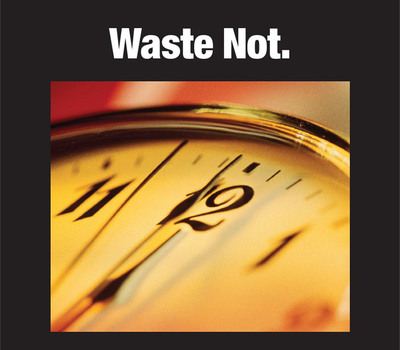 Time is one of the most wasted resources in healthcare.  (PRNewsFoto/TeleTracking Technologies, Inc.)
