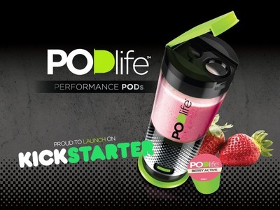 Revolutionary PODlife Advances the Way People Consume Protein