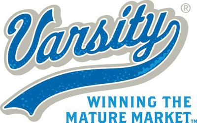 Varsity Logo.  (PRNewsFoto/Varsity)