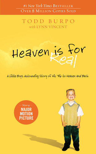 'Heaven is for Real' sits on 'The New York Times' best seller list for three consecutive years.  ...