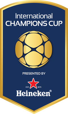 Heineken(R) Continues To Build Global Soccer Presence As Presenting Sponsor Of International Champions Cup.