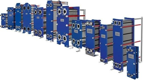 AlfaQ TM AHRI-certified plate heat exchanger (PRNewsFoto/Alfa Laval)