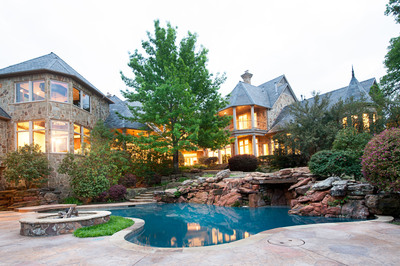 Auction May 23rd of Plano, Texas estate by Concierge Auctions - PlanoAuction.com.  (PRNewsFoto/Concierge Auctions)