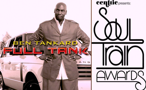 Soul Train Awards nominates Gospel/Jazz Instrumentalist BEN TANKARD for Best Contemporary Jazz Artist! His new CD - FULL TANK is in stores, and on iTunes and Amazon.com. MORE INFO: www.bentankard.org. 615-907-0185.  (PRNewsFoto/Ben Tankard)