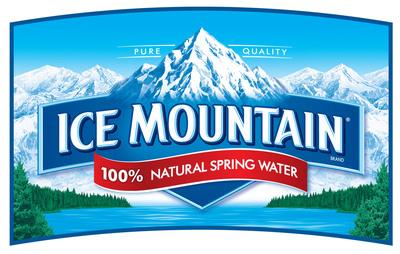 Ice Mountain(R).  (PRNewsFoto/Ice Mountain)