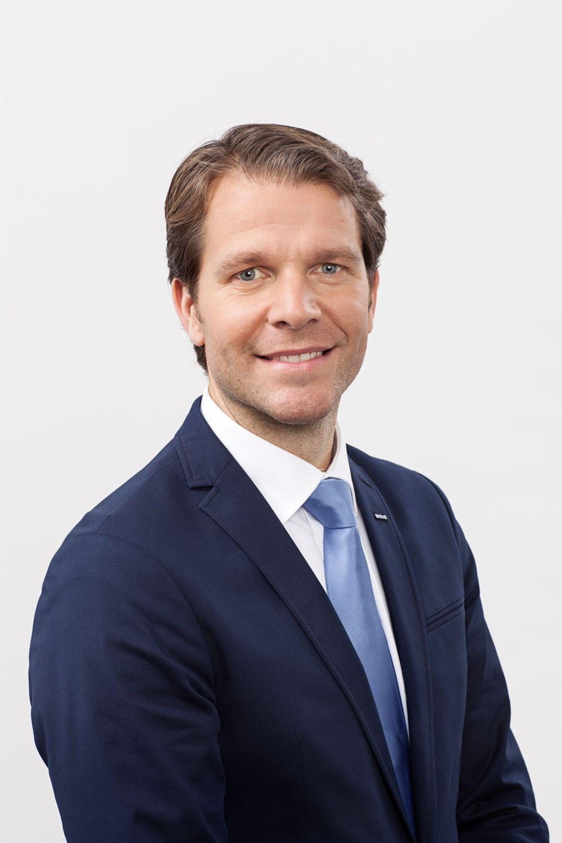 Lukas Hlava, General Manager Kiekert Tschechien (PRNewsFoto/Kiekert AG)