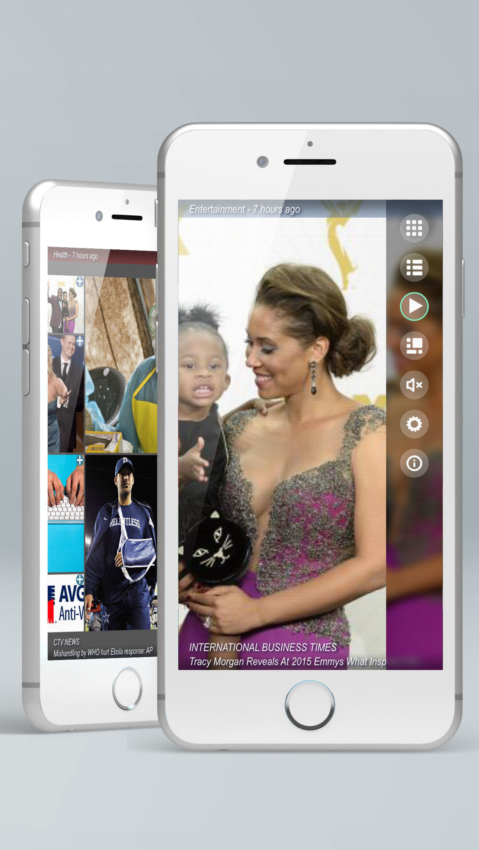 Fresly Introduces New Streaming News App iNews Photo