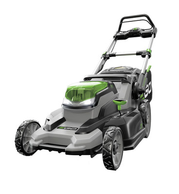 New EGO Power+ Mower With Arc Lithium Battery Technology