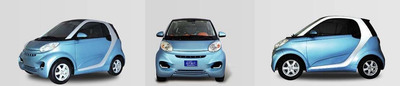 ZAP Launches New Small EV Sedan SPARKEE for City Commuters in China