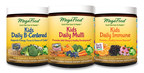 MegaFood Launches Three New Kids Nutrient Booster Powders Featuring Whole Food Ingredients from Farm Fresh Partners