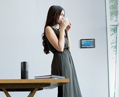 Crestron, the global leader in custom home automation and control technology, has partnered with Amazon Alexa to provide next-generation voice control of Crestron home systems.