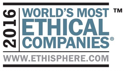 2016 World's Most Ethical Companies