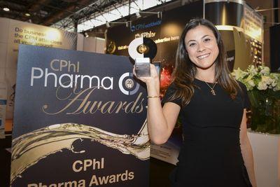 Formulation Award Winner: Nazende Günday Türeli from MJR PharmaJet