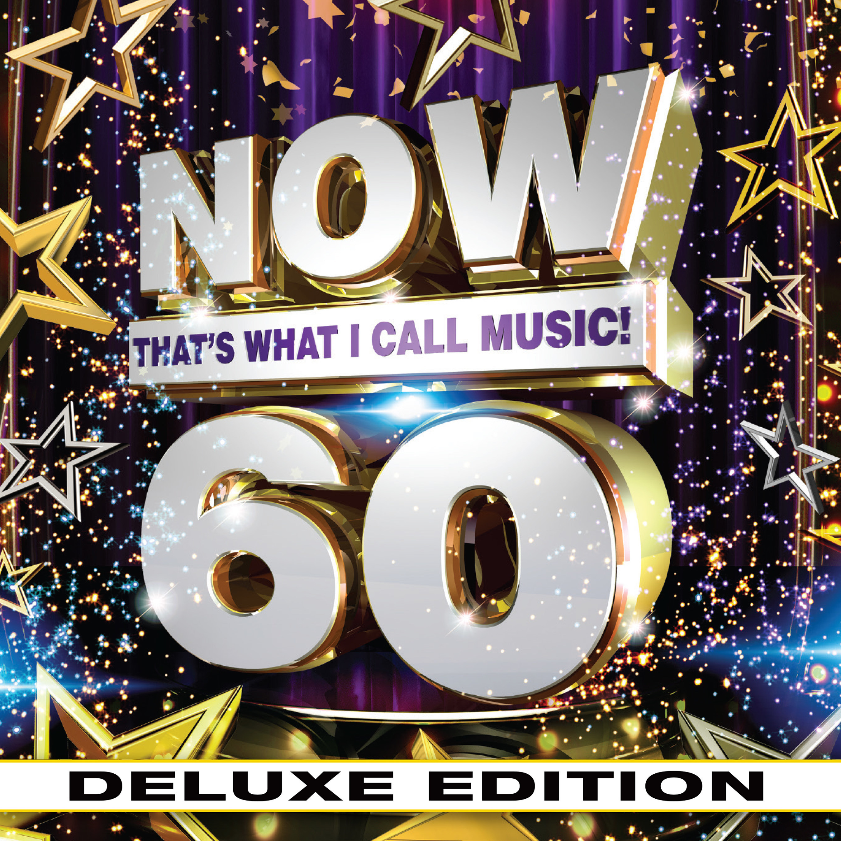 NOW THAT'S WHAT I CALL MUSIC! CELEBRATES 60TH NUMBERED VOLUME WITH EXPANDED DELUXE EDITION