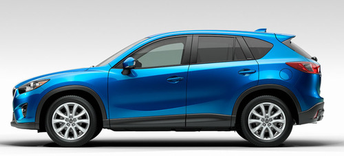 The Mazda CX-5 offers a great fuel economy and plenty of storage.  (PRNewsFoto/Mazda of Lodi)