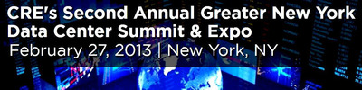 Join Leading Data Center Real Estate and Technology Infrastructure Executives at The Second Annual Greater New York Data Center Summit & Expo, a production of CapRate Events, LLC (CRE). Featuring Disaster Recovery and Redundancy Post Sandy; End-User Case Studies and Financing Trends.  (PRNewsFoto/CAPRATE Events, LLC)