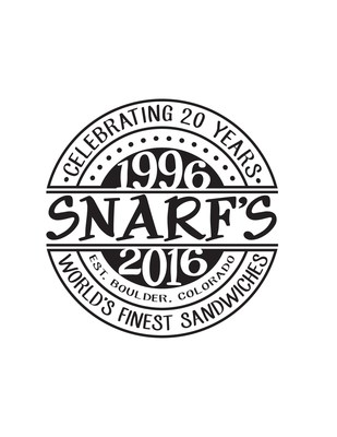 Snarf's Celebrates 20 Years with Snarferbration