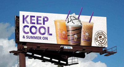 The Coffee Bean & Tea Leaf(R) Ad Campaign (PRNewsFoto/The Coffee Bean & Tea Leaf)
