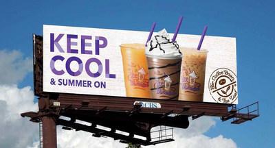 The Coffee Bean & Tea Leaf(R) Ad Campaign (PRNewsFoto/The Coffee Bean & Tea Leaf)