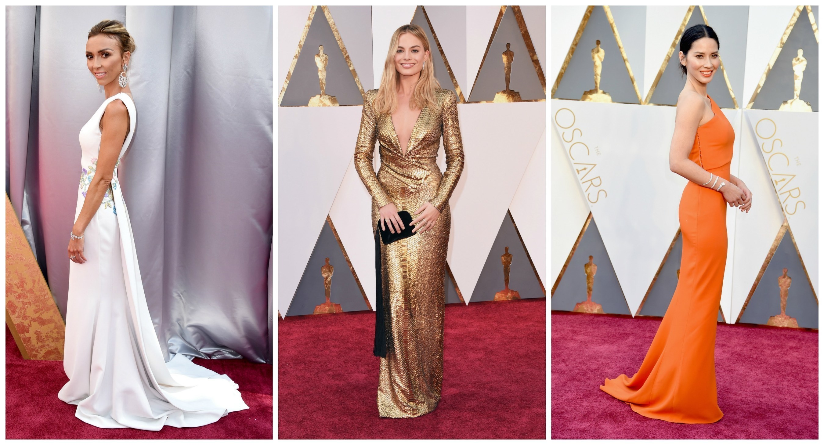 Forevermark Diamonds Take the Stage on Olivia Munn, Margot Robbie, and Giuliana Rancic at the 88th Annual Academy Awards