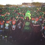 """St. Baldrick's Lepre-Con 2016 broke the world record for the """"largest gathering of people dressed as leprechauns!"""""""