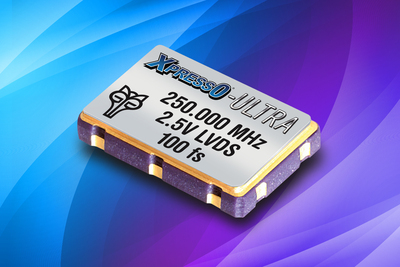 XpressO-ULTRA Oscillators from Fox Meet Higher Transmission Rates of Modern Data Networks