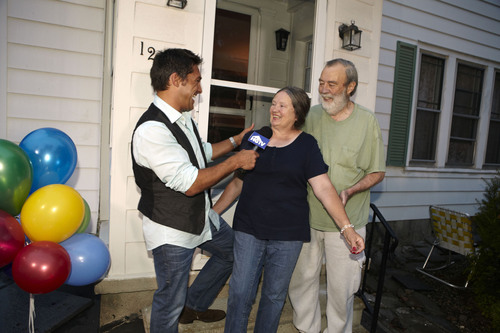 Scotia, NY Resident Wins HGTV Green Home Giveaway 2010