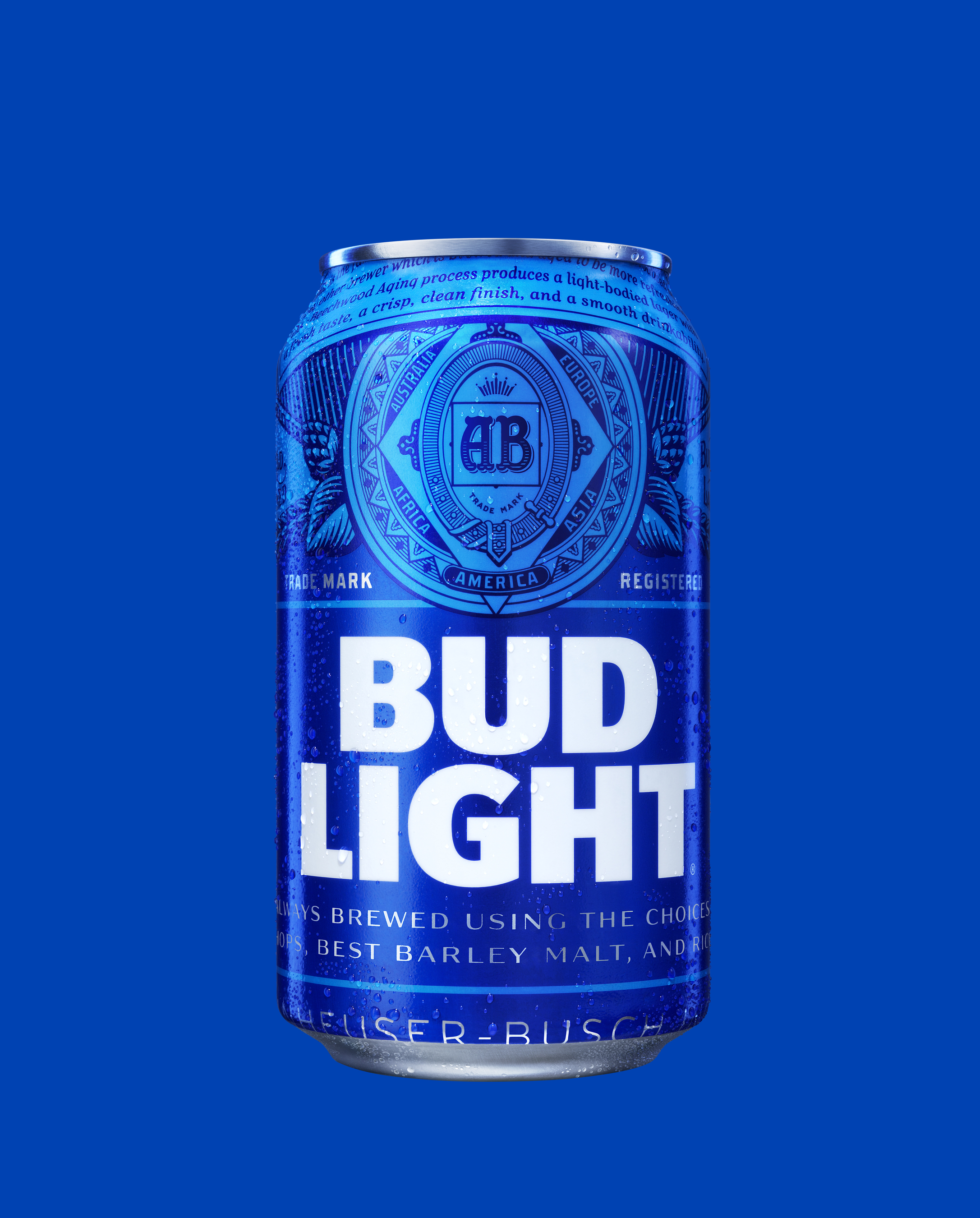 Bud Light's Newly Designed Aluminum Can