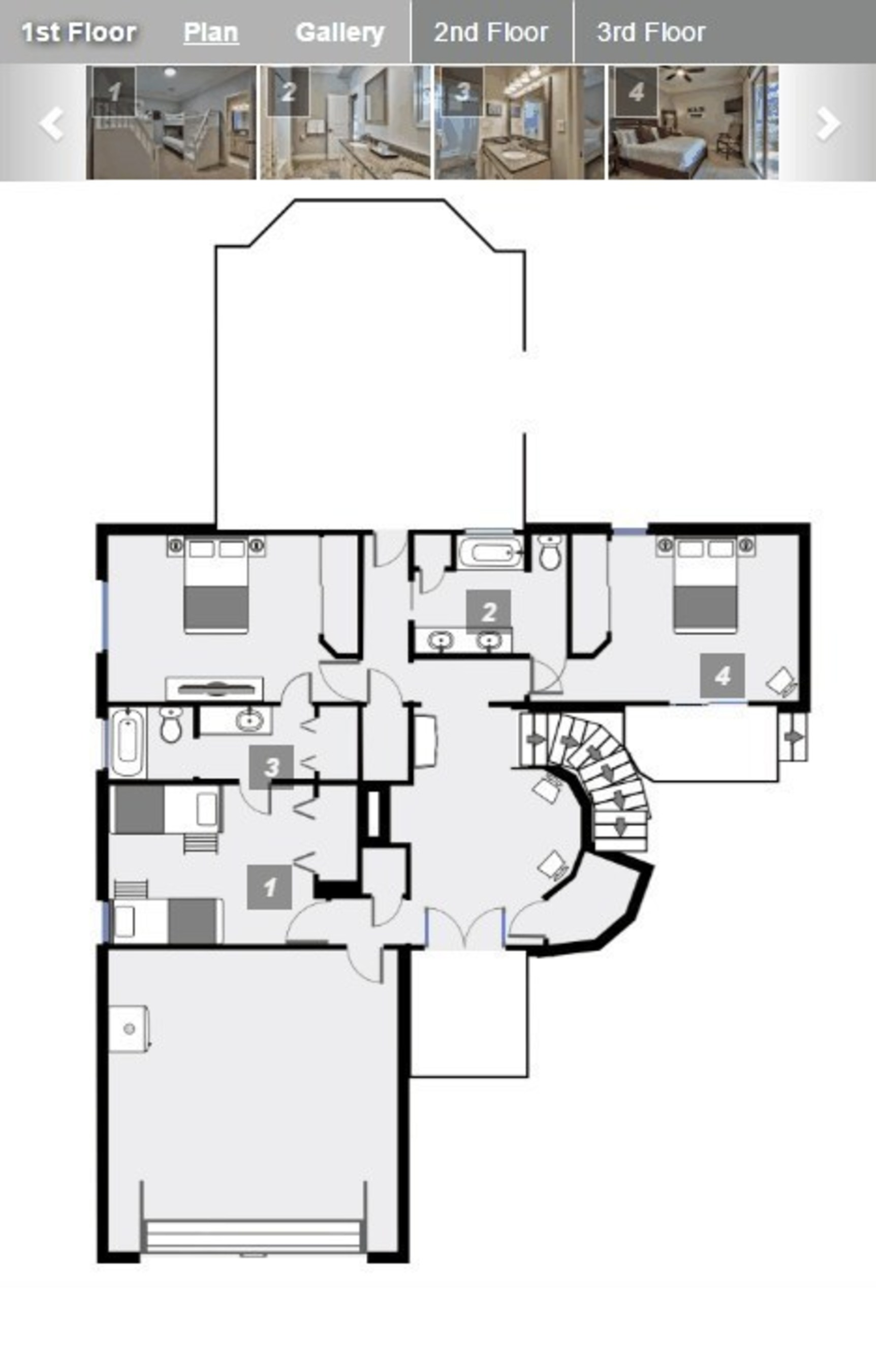 CartoBlue Interactive Floor Plans Increase Engagement and Conversions for Real Estate and Vacation Rental Listings