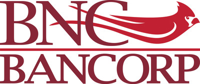 BNC Bancorp logo (NasdaqSC: BNCN). BNC Bancorp is a one-bank holding company for Bank of North Carolina. (PRNewsFoto/BNC Bancorp)