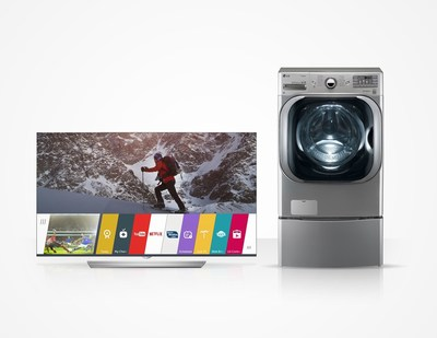 """Reviewed.com, a division of USA TODAY, has honored LG Electronics USA with seven of its """"2015 Best of the Year Awards"""" across consumer electronics and home appliance categories."""