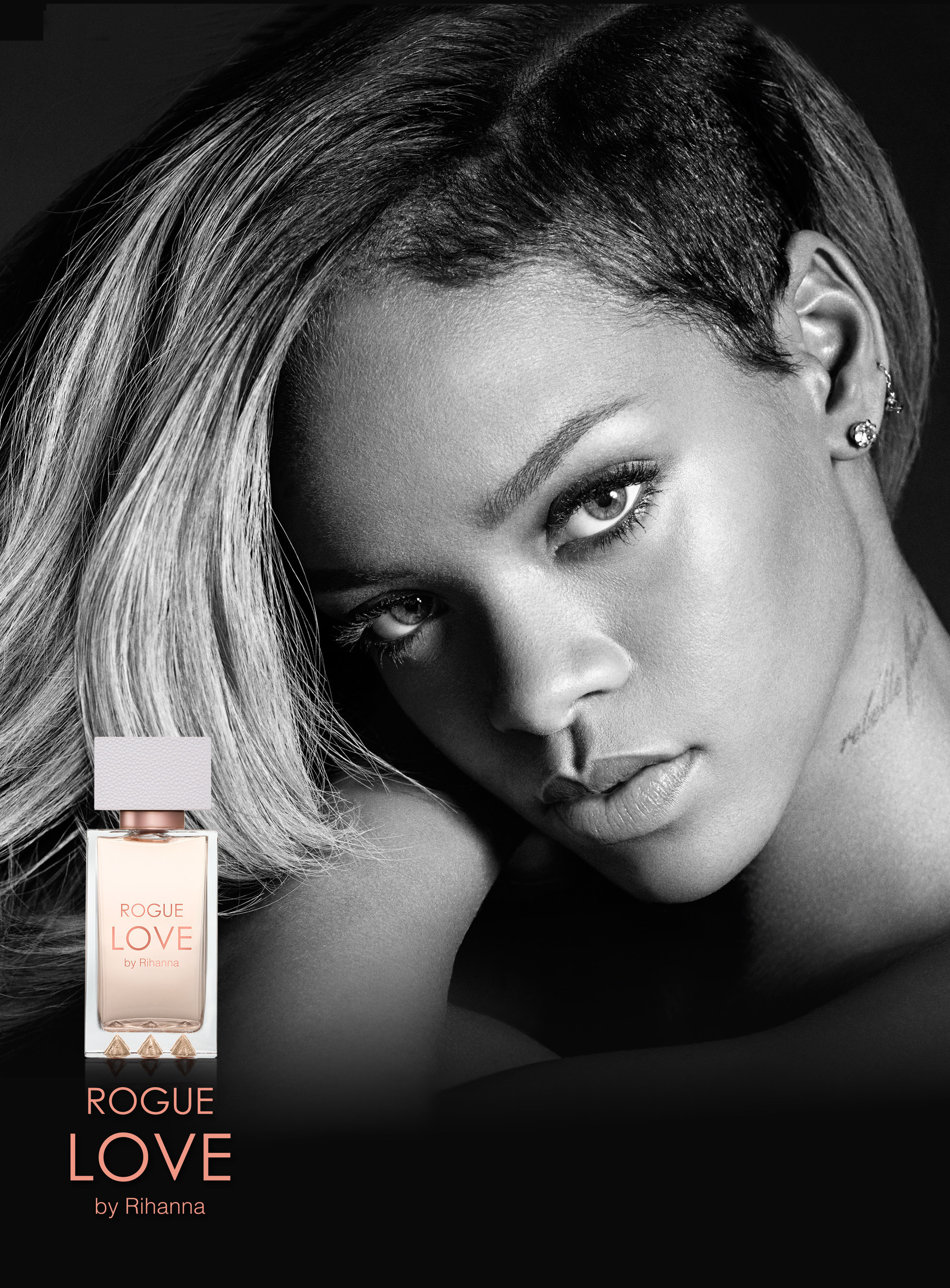 Rihanna launches ROGUE LOVE on sale now at Macys - a fragrance for women