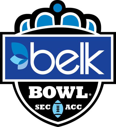 Belk Bowl. (PRNewsFoto/Belk, Inc.)