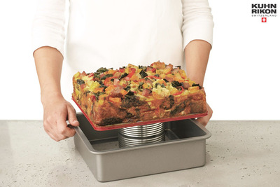 Bake and Serve Holiday Desserts or Sides with Kuhn Rikon Tools