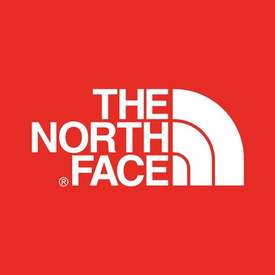 The North Face logo (PRNewsFoto/The North Face)