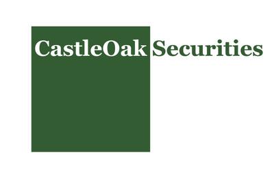 CastleOak Securities.  (PRNewsFoto/CastleOak Securities)