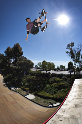 Tony Hawk Joins Sony's Team Action Cam (PRNewsFoto/Sony Electronics)
