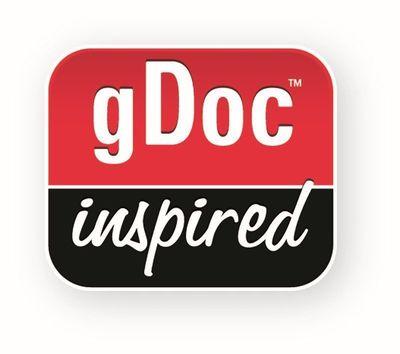 gDoc Inspired - logo (PRNewsFoto/gDoc Inspired)