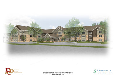 An $18 million expansion at Brookdale Madison West adds new assisted living and dementia care options.