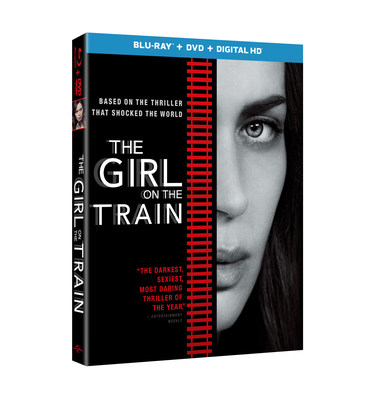From Universal Pictures and DreamWorks Pictures: The Girl on the Train